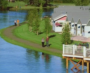 River Front Cottages